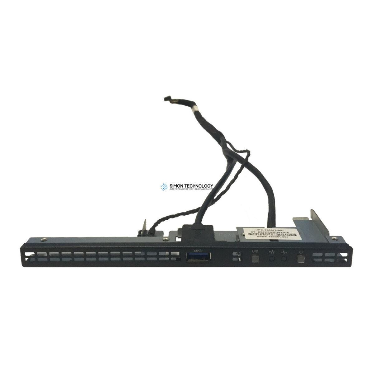HP HPE PWR/UID w/CBL 4LFF GEN9 (783291-001)