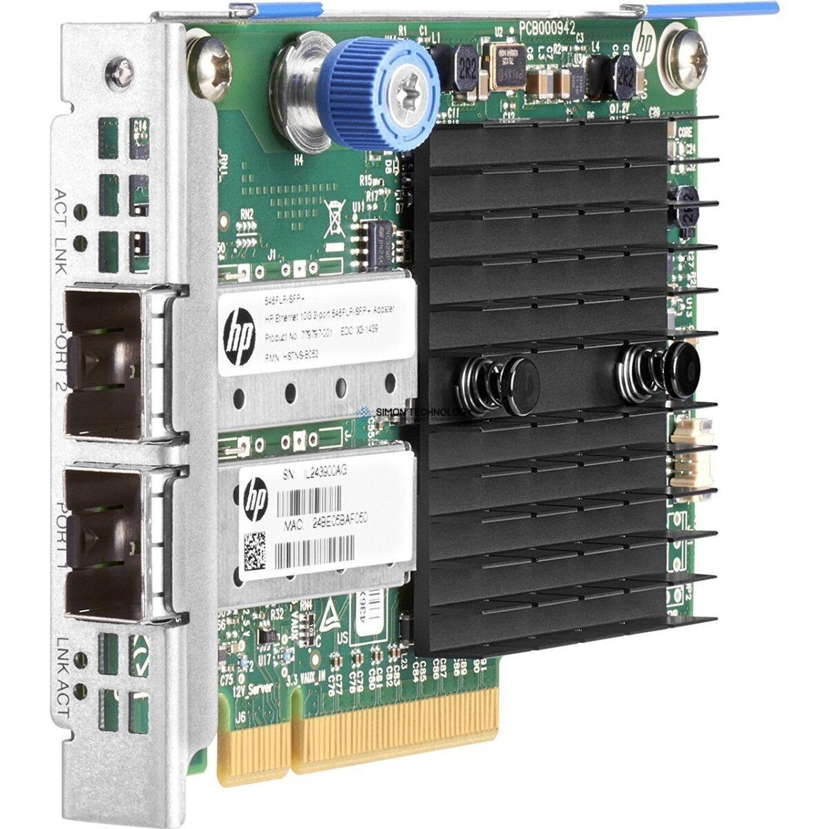 Сетевая карта HP HP Ethernet 10Gb 2P 546FLR Adptr (790315-001)