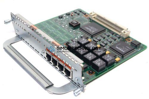 Cisco CISCO ISDN 4-PORT RJ45 ETHERNET NETWORK CARD MODULE (800-01236-03)