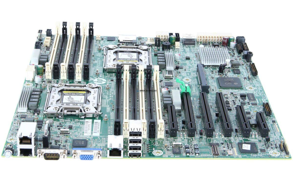 HP HPE BD SYS MLB W TRAY ML350E IVB G8S (801944-001)
