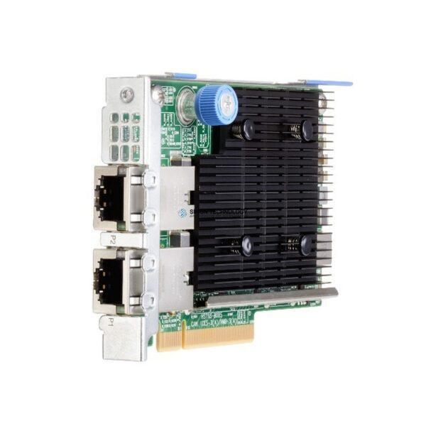 Сетевая карта HPE SPS-PCA NIC Adptr 2P 10GBE BT BCM57402 (815669-001)