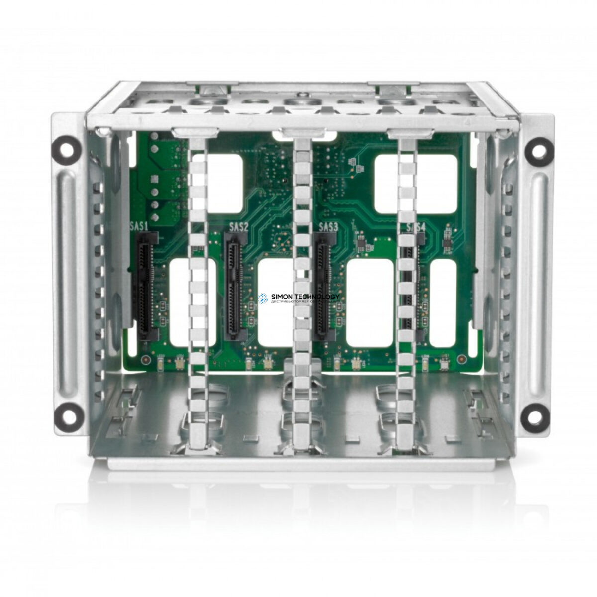 HP HP DL380 G10 CAGE+BACKPLANE 8*SFF W/O CABLE (826691-B21)