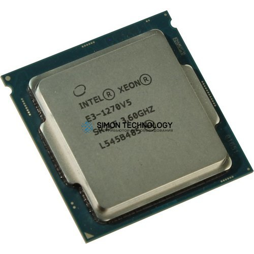 Процессор HPE HPE CPU SKL E3-1270V5 4C 3.60G 8M 80W (830105-001)