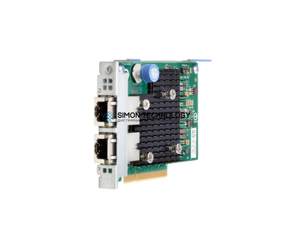 Сетевая карта HP Enterprise - - Ethernet 10Gb 2-port 562FLR-T - 2-Port (840138-001)