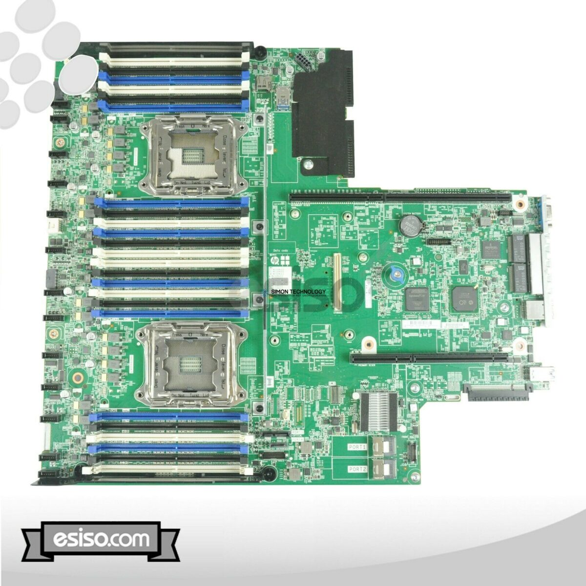 HP HP DL360/DL380 G9 SYSTEM BOARD - UPGRADED TO V4 (843307-001-EB)