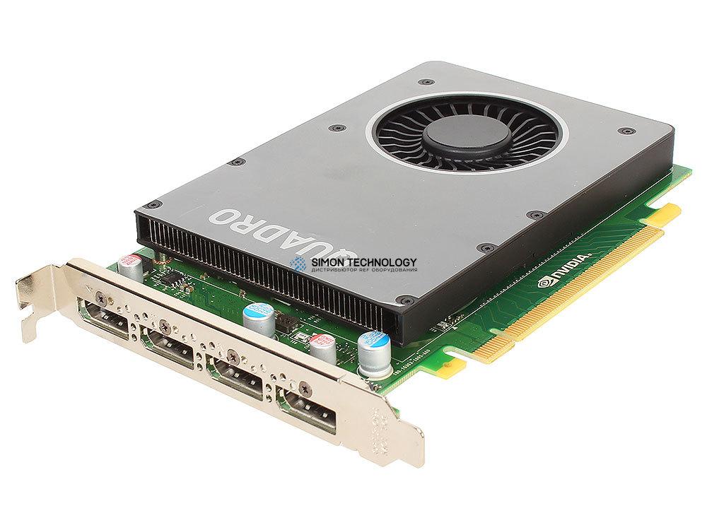 Видеокарта HP HPI PCA Graphics - nVIDIA Quadro M2000 4GB (846379-001)