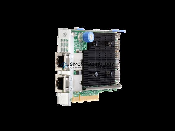 Сетевая карта HPE SPS-PCA FLR Adp G3 2p 10GbE BT BCM57406 (854177-001)
