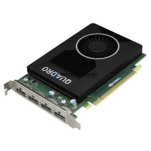 Видеокарта HPE HPE nVIDIA Quadro M2000/GPU Mdle (855180-001)
