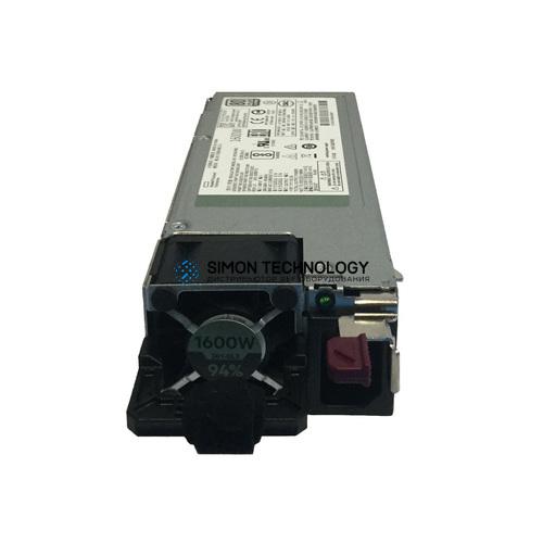 Блок питания HP HPE SPS-PS. 1U 1600W 12V HTPLG RED PL (863373-001)