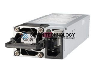 Блок питания HP HP - - POWER SUPPLY 500W 80 PLUS PLNUM HOT PLUG FO (865398-001)