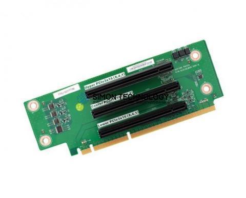 HP HPE SPS-PCA 3S 2x8 x16 PCI-E M.2 riser (877946-001)