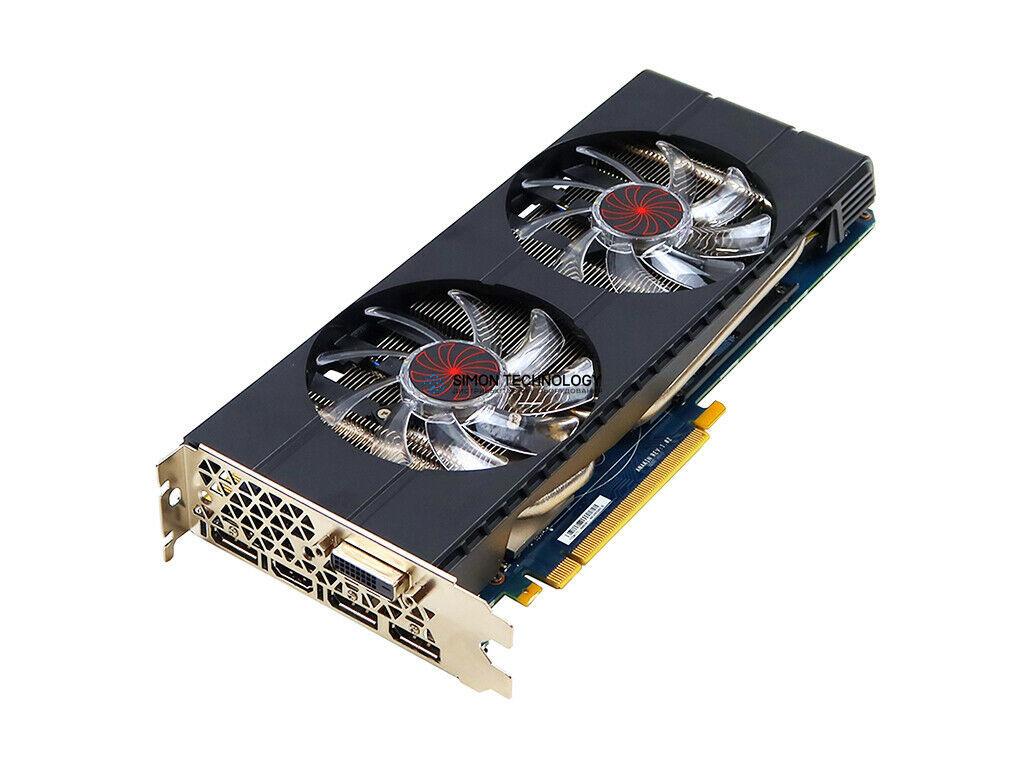 Видеокарта HPE HPI nVIDIA GeForce GTX1080 8GB FH (909247-001)