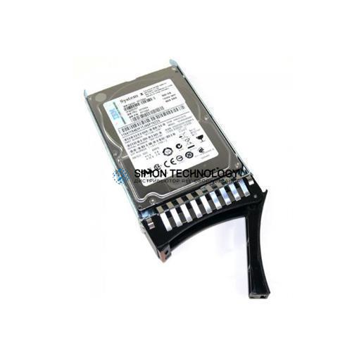 """IBM IBM 500GB 7.2K 6Gbps 2.5"""" SAS H/S HDD (90Y8954-SUB)"""