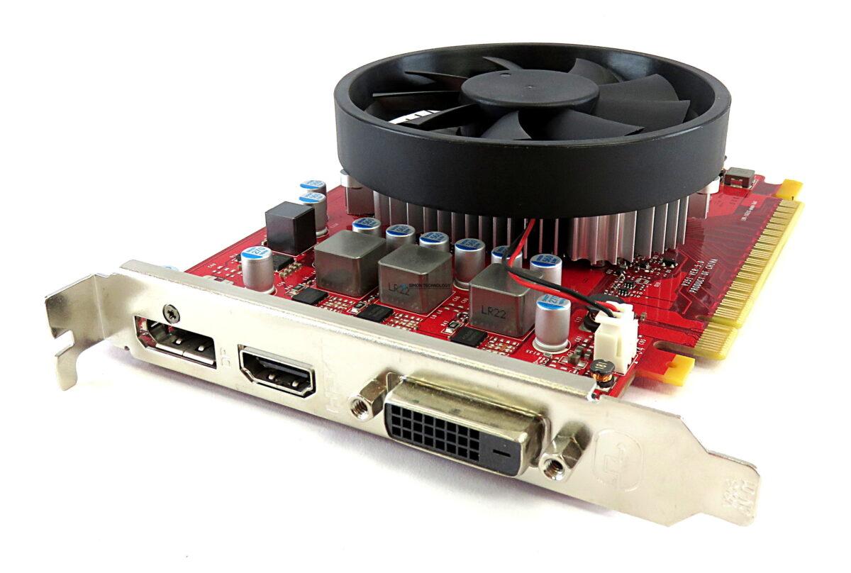 Видеокарта HPE HPI nVIDIA GeForce GTX1050 2GB FH (918162-001)