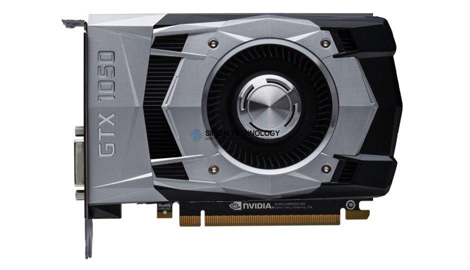 Видеокарта HPE HPI Assy nVIDIA GeForce GTX1050 2G (918163-001)