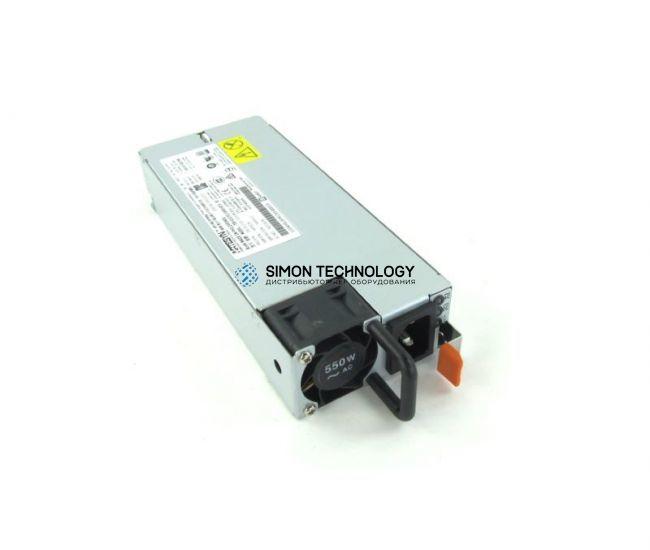 Блок питания IBM IBM Server-Netzteil System x3550 M5 x3650 M5 550W - (94Y8172)