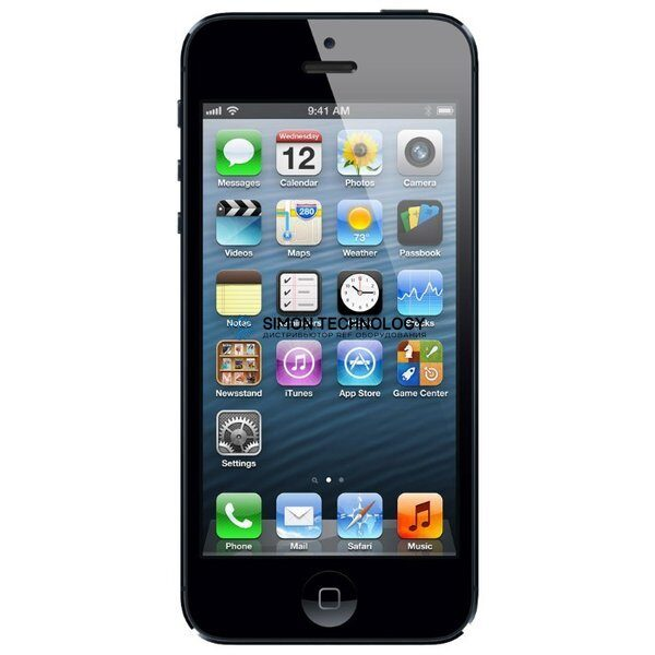 Apple APPLE IPHONE 5 A1429 16GB BLACK - GRADE D (A1429-16GB-IPHONE5-BLACK-D)