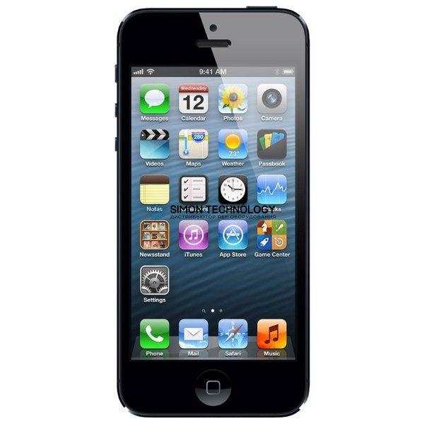 Apple APPLE IPHONE 5 A1429 16GB BLACK - GRADE D (A1429-16GB-IPHONE5-BLACK-D)