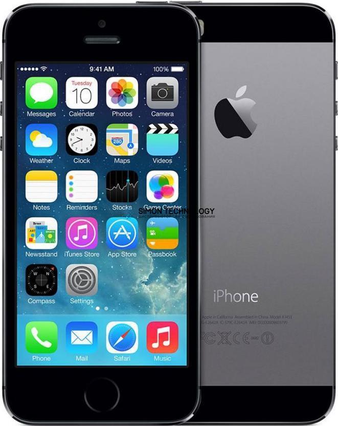 Apple APPLE IPHONE 5S A1457 16GB SPACE GREY - GRADE C (A1457-16GB-IPHONE5S-GREY-C)