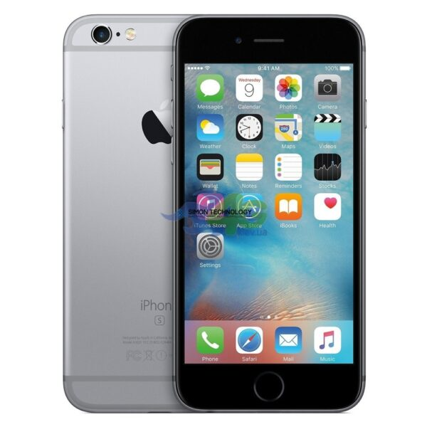 Apple APPLE IPHONE 6S A1688 64GB SPACE GRAY - GRADE B (A1688-64GB-IPHONE6S-GRAY-B)