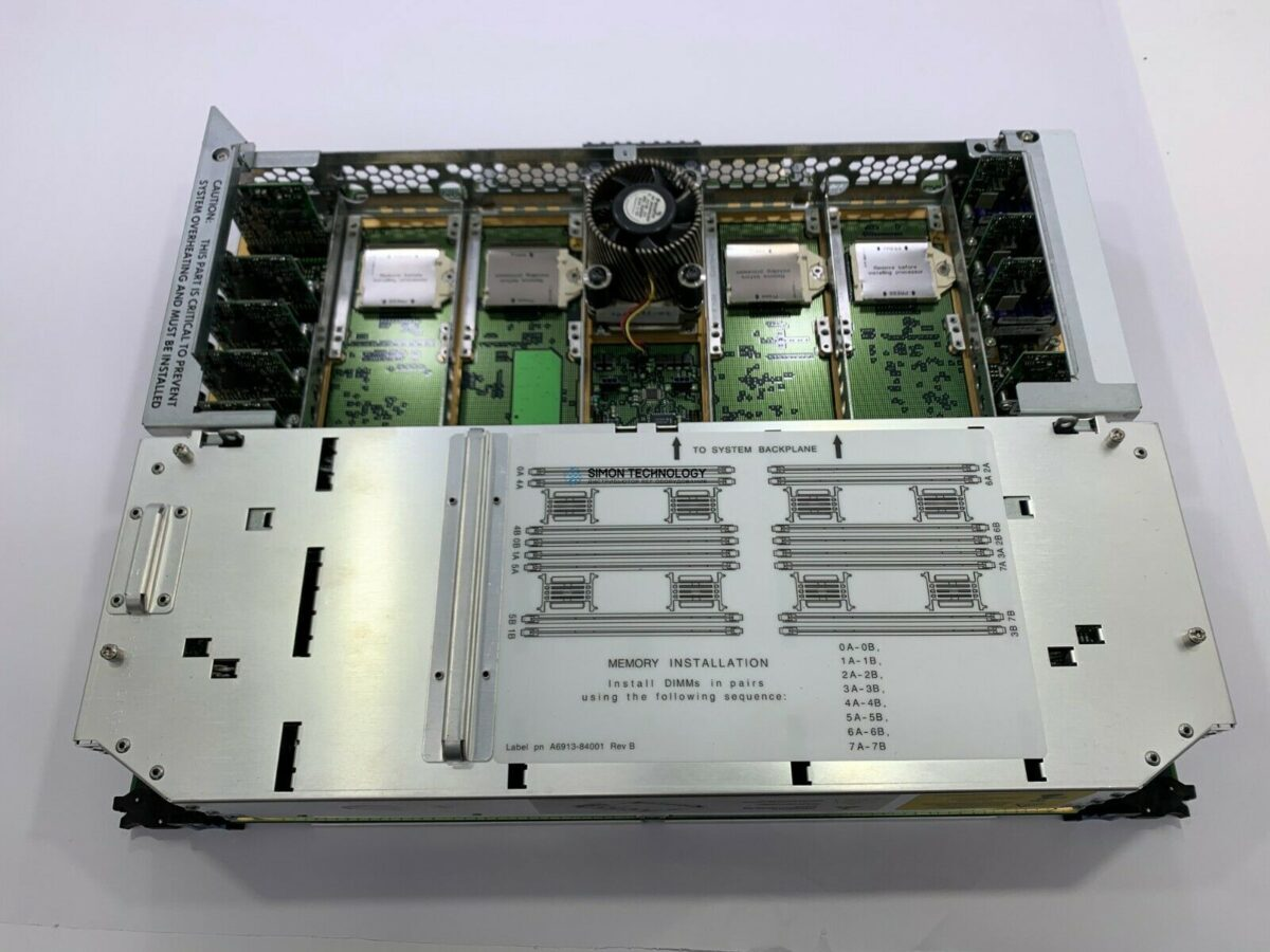 HPE HPE Cell CPU 900MHz Dual-Core PA (A6913-69306)