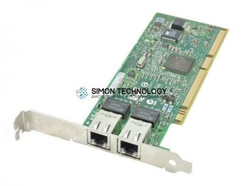 Сетевая карта HPE SPS-PCA. Combo 2-p 1000BT U320 SCSI (AB290-69002)