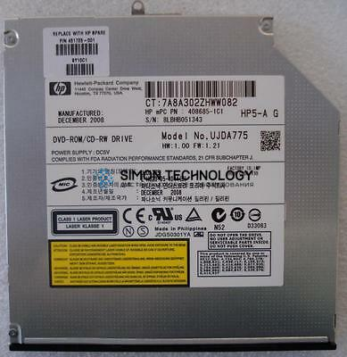 HP HPE SPS-Repacement DVD + RW (AB349-67102)