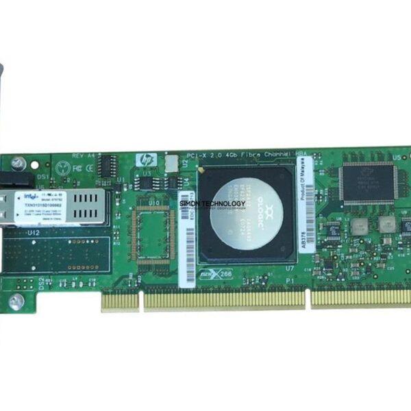 Сетевая карта HPE HPE SPS-PCI-X 2.0 1Port 4Gb Fibre Chann (AB378-69102)