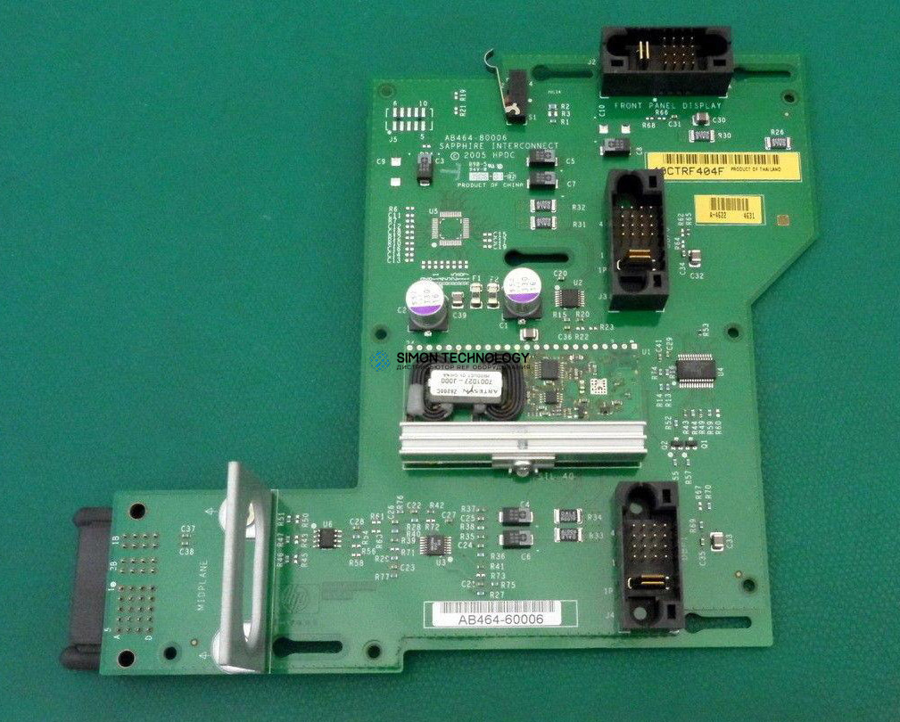 HP INTERCONNECT BOARD RX6600 (AB464-60006)