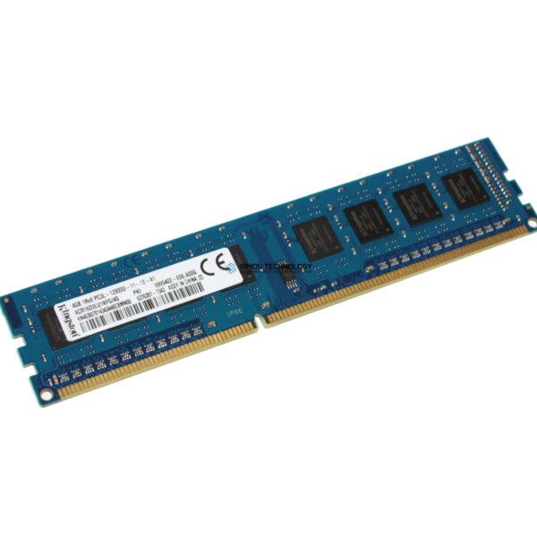 Оперативная память Kingston KINGSTON 4GB (1*4GB) 1RX8 PC3L-12800U DDR3-1600MHZ UDIMM (ACR16D3LU1KFG/4G)