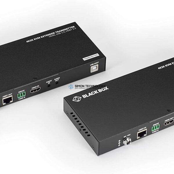 Black Box KVM Extender. HDMI 1.4. USB 2.0. HDBT 2. (ACU1700A)