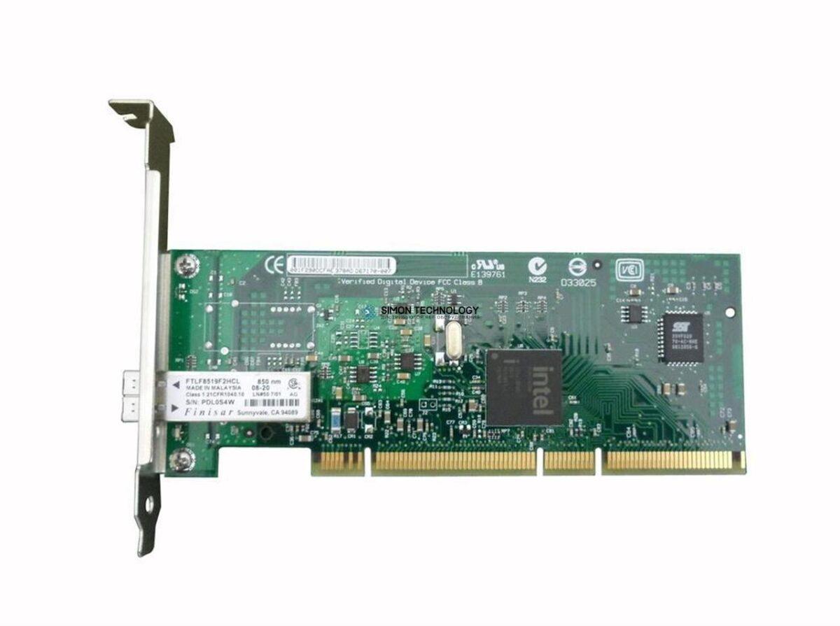 Сетевая карта HPE HPE PIC-X 1000Base-Sx GigE adapter (AD332-60001)