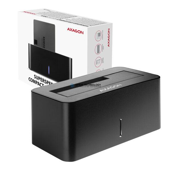 Axagon AXAGON USB3.0-1x SATA 6G HDD Dock St on. Black (ADSA-SN)