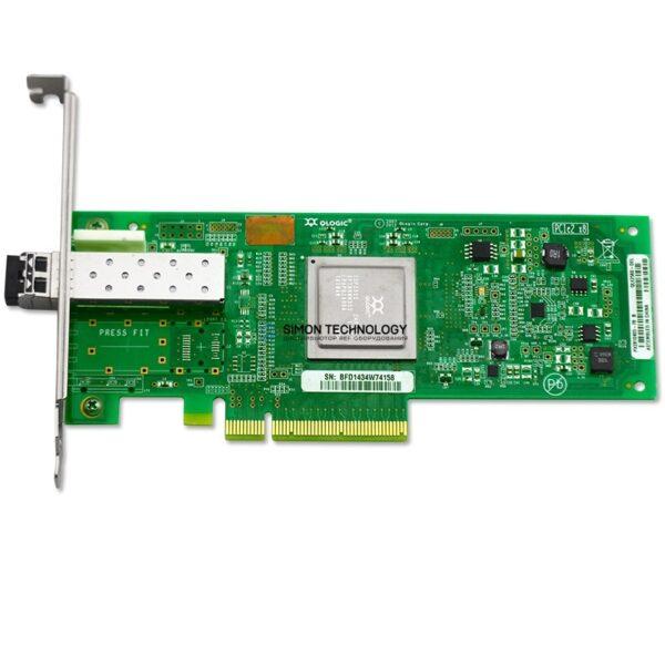 HPE StorageWorks 81Q PCIe FC HBA (AH400A)