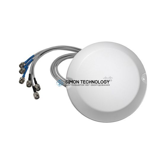 Точка доступа Cisco CISCO 2.4 GHZ 3 DBI/5 GHZ 4 DBI 802.11N (AIR-ANT-2451NV-R)