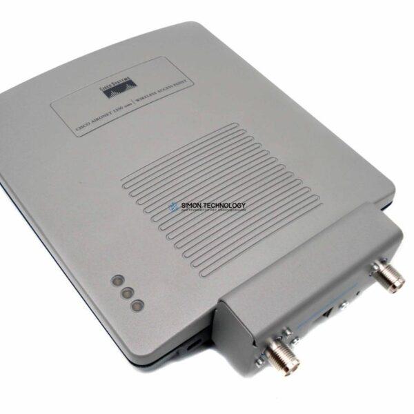 Точка доступа Cisco CISCO AIRONET 1200 SERIES WIRELESS ACCESS POINT (AIR-AP1232AG-E-K9)