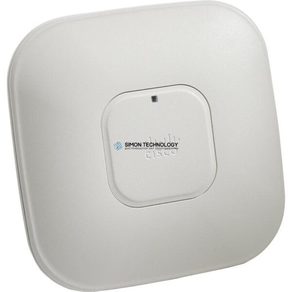 Точка доступа Cisco 802.11g/n Ctrlr-based AP w/CleanAir; Int Ant; E Reg Domain (AIR-CAP3501I-E-K9)