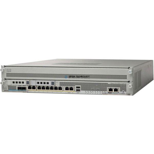 Cisco CISCO ASA5585 W/ SSP20,8GE,2 SFP,2 Mgt,1 AC, 3DES/AES (ASA5585-S20-K9)