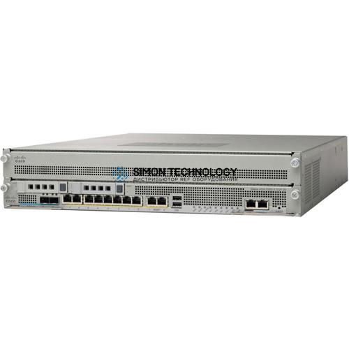 Cisco Cisco RF ASA 5585X Chas w SSP40.6GE.4SFP+.2GE (ASA5585-S40-2A-K9-RF)