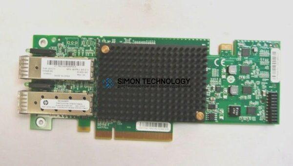Сетевая карта HPE HPE SPS Integrity NC552SFP 2P 10GbE - PCA (AT118-69001)