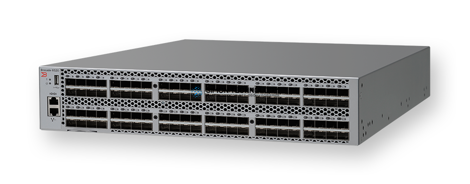 Brocade Brocade SAN Switch 6520 16Gbit 96 Active Ports - (BR-6520-48-8G-F)