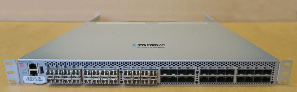 Brocade BROCADE EMC/Brocade 24/48 16GB FC SAN Switch- w/48 active (BROCAD0000651)