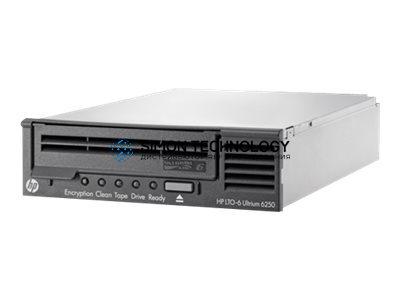 Ленточный накопитель HP HP SAS Bandlaufwerk Ultrium 6250 intern LTO-6 HH MSL G3 - R RENEW (C0H27AR)