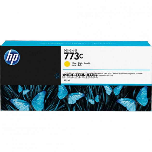 HP 773C - Tintenpatrone Original - Yellow - 775 ml (C1Q40A)