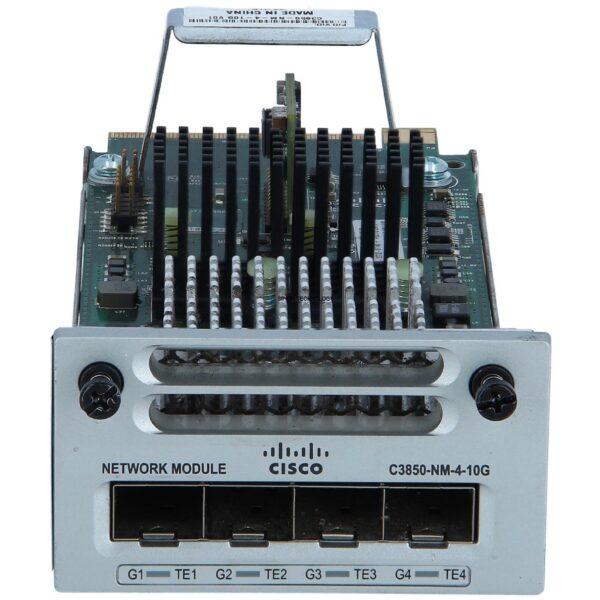 Модуль Cisco Cisco Catalyst 3850 4 x 10GE Network Module (C3850-NM-4-10G=)