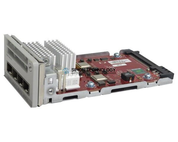 Модуль Cisco Catalyst 9200 Series Network Module - Erweiterungsmodul (C9200-NM-4X=)