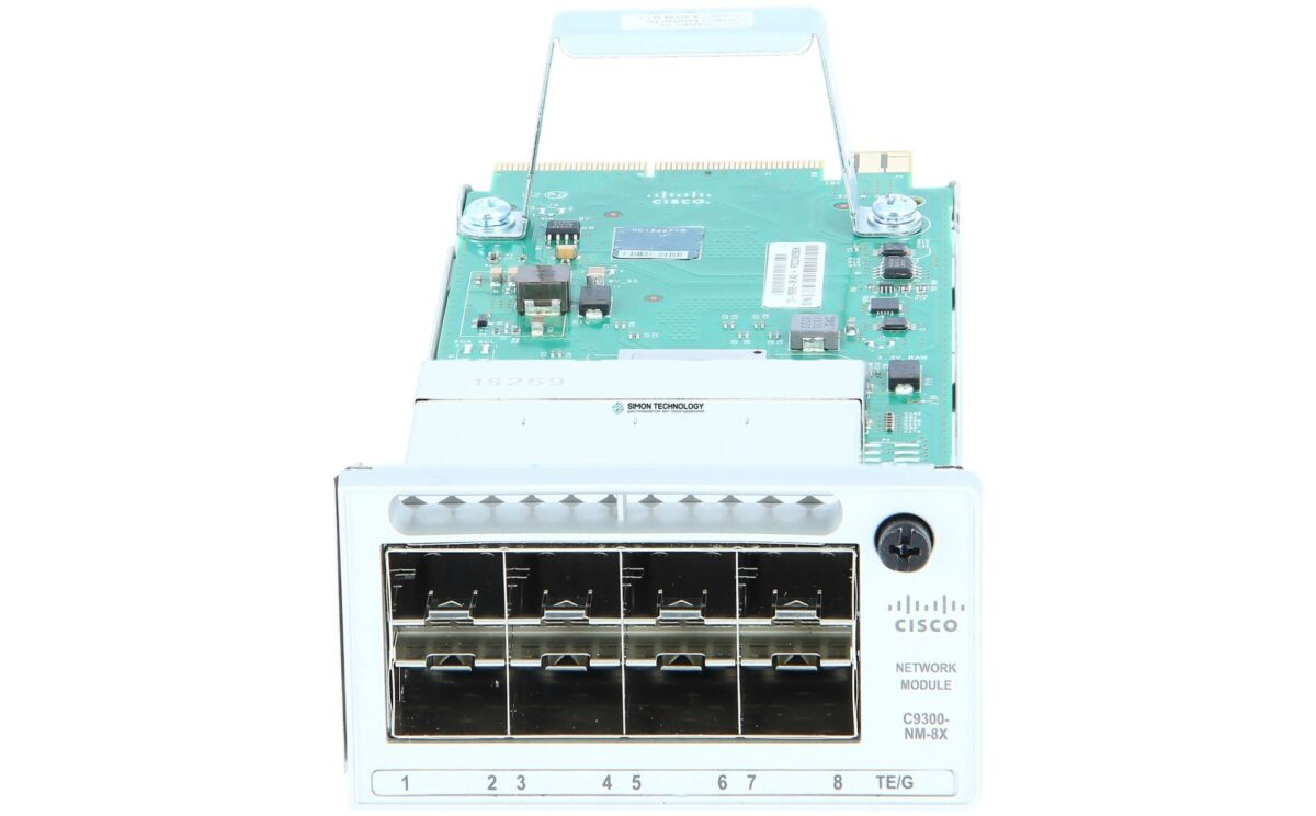 Модуль Cisco Cisco RF Catalyst 9300 8 x 10GE Network Module. (C9300-NM-8X-RF)
