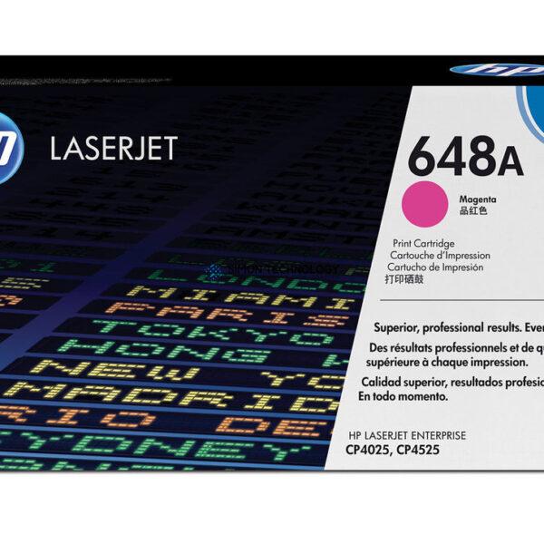 HP 648A - Tonereinheit Original - Magenta - 11.000 Seiten (CE263A)