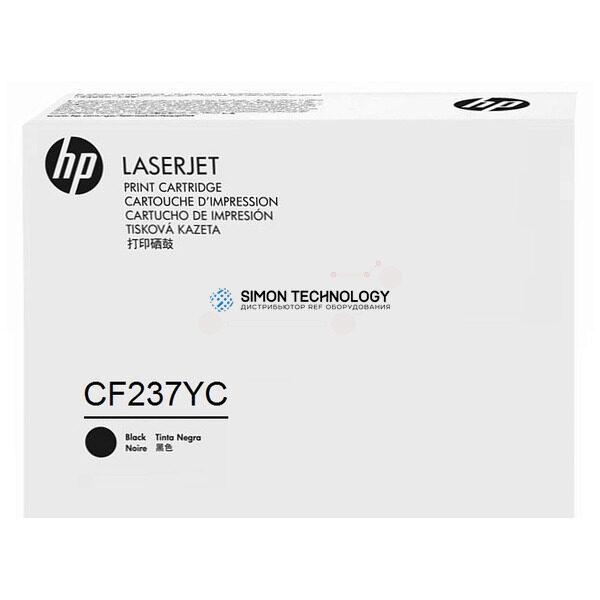 HP 37Y Original LaserJet Contract Toner Schwarz Extra Hohe Kapazit?t - Original - Tonereinheit (CF237YC)