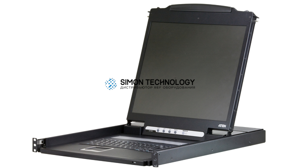 "Aten 19"" LCD Console (USB - PS/2 VGA) CH (CL1000N CH)"